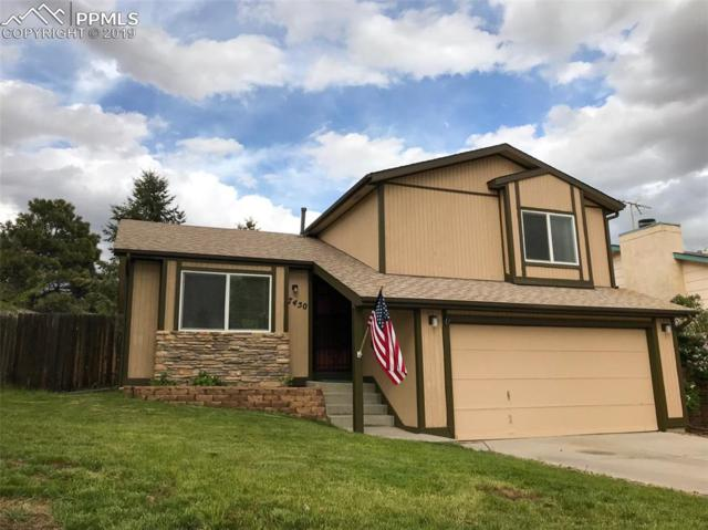7450 Churchwood Circle, Colorado Springs, CO 80918 (#1468628) :: The Treasure Davis Team