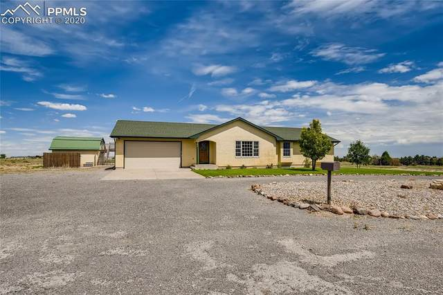 394 N Hayden Drive, Pueblo West, CO 81007 (#1471399) :: Action Team Realty