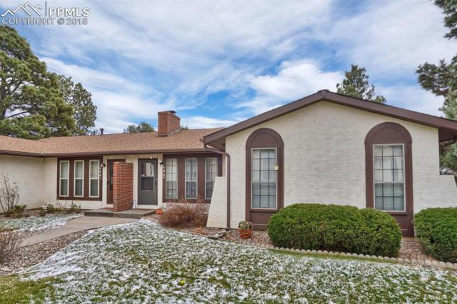 406 Valley Hi Circle B, Colorado Springs, CO 80910 (#1472264) :: Action Team Realty