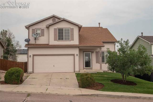 1344 Ancestra Drive, Fountain, CO 80817 (#1472435) :: Fisk Team, eXp Realty