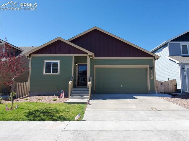 11365 Mt Angel Heights, Peyton, CO 80831 (#1473386) :: Action Team Realty