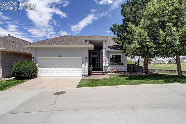1822 Five Iron Drive, Castle Rock, CO 80104 (#1474179) :: Compass Colorado Realty