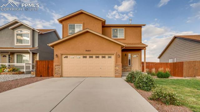 7423 Sun Prairie Drive, Colorado Springs, CO 80925 (#1474390) :: Jason Daniels & Associates at RE/MAX Millennium