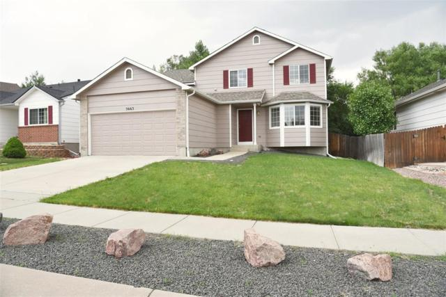 5663 Vermillion Bluffs Drive, Colorado Springs, CO 80923 (#1475001) :: The Treasure Davis Team