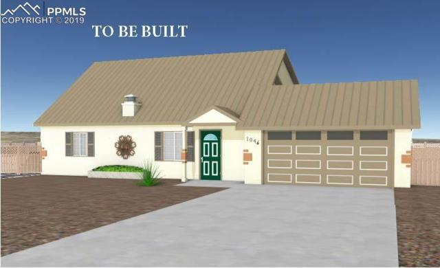 1225 N Devils Claw Place, Pueblo West, CO 81007 (#1475730) :: Action Team Realty