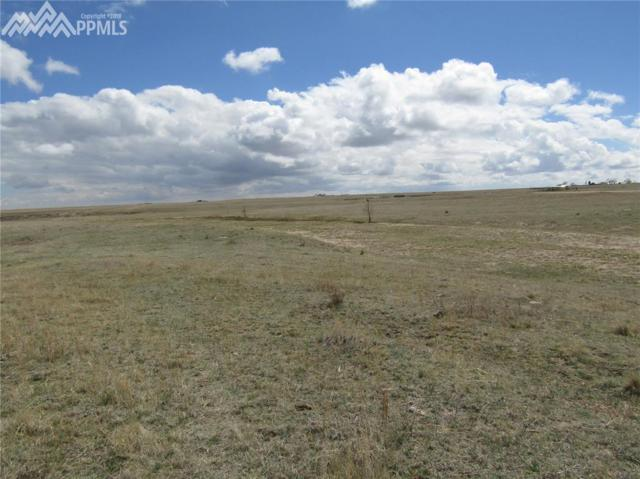 3 Ramah Highway, Calhan, CO 80808 (#1485958) :: The Hunstiger Team