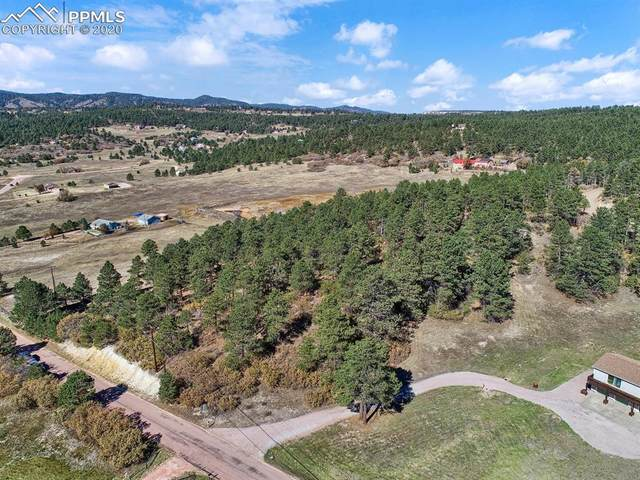 2360 Wakonda Way, Monument, CO 80132 (#1486766) :: Colorado Home Finder Realty