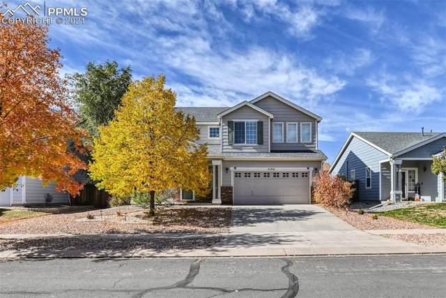 5192 Mountain Air Circle, Colorado Springs, CO 80916 (#1487416) :: The Dixon Group
