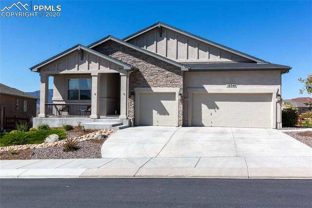 16048 Penn Central Way, Monument, CO 80132 (#1489637) :: The Treasure Davis Team