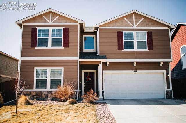 7557 Lost Pony Place, Colorado Springs, CO 80922 (#1494105) :: The Gold Medal Team with RE/MAX Properties, Inc