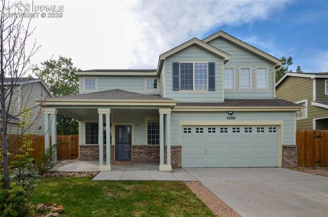 4280 Gunbarrel Drive, Colorado Springs, CO 80925 (#1494822) :: Action Team Realty