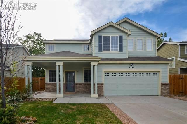 4280 Gunbarrel Drive, Colorado Springs, CO 80925 (#1494822) :: CC Signature Group
