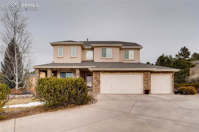 865 Glengate Lane, Colorado Springs, CO 80921 (#1494950) :: Perfect Properties powered by HomeTrackR
