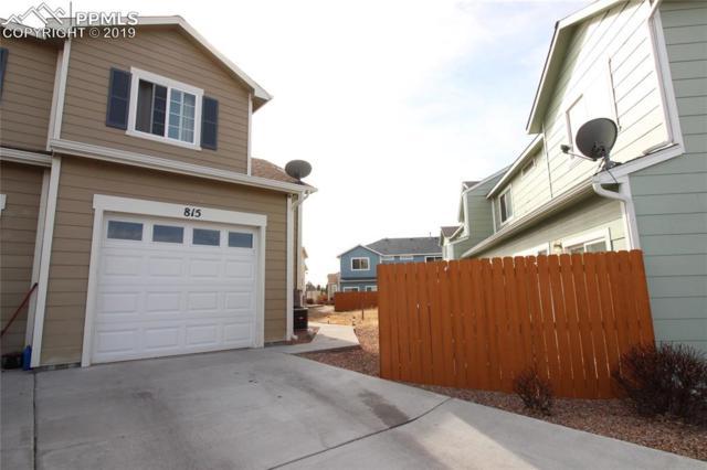 815 Hailey Glenn View, Colorado Springs, CO 80916 (#1495292) :: 8z Real Estate