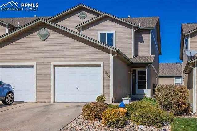 3224 Hearthridge Circle, Colorado Springs, CO 80918 (#1497252) :: Tommy Daly Home Team