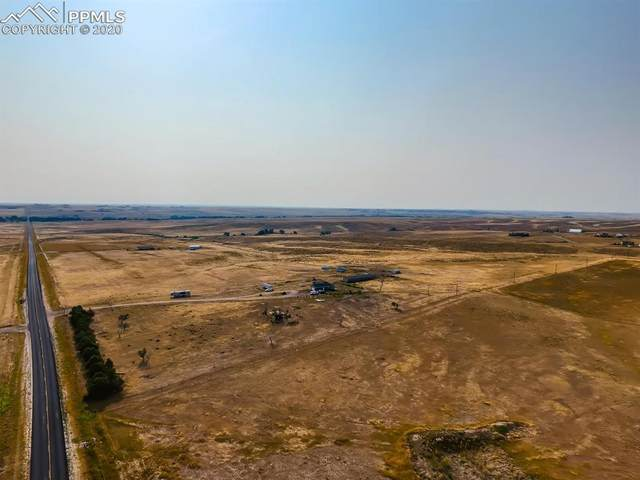 5024 County Road 194, Elizabeth, CO 80107 (#1497693) :: Action Team Realty