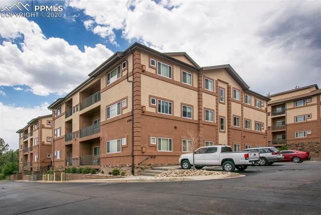 3765 Hartsock Lane #105, Colorado Springs, CO 80917 (#1499008) :: Finch & Gable Real Estate Co.