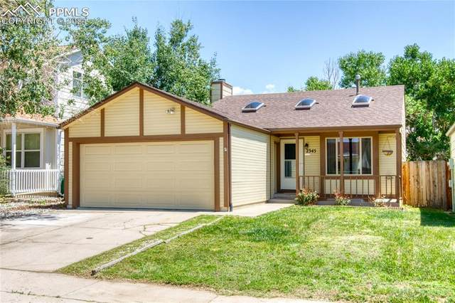 2345 Calistoga Drive, Colorado Springs, CO 80915 (#1500063) :: Tommy Daly Home Team