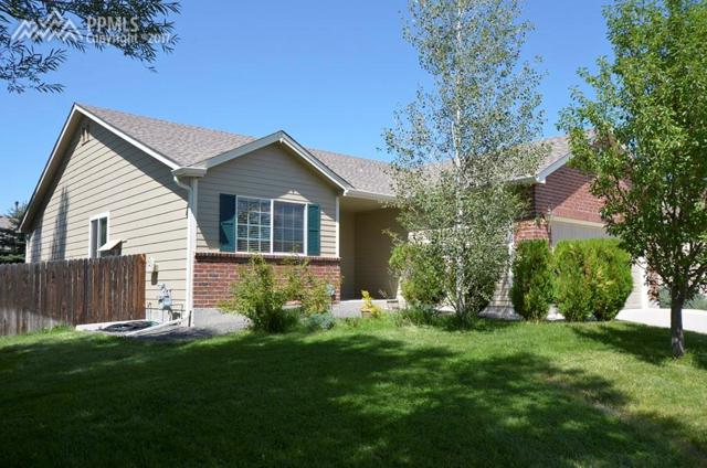 5699 Poudre Way, Colorado Springs, CO 80923 (#1500992) :: The Hunstiger Team