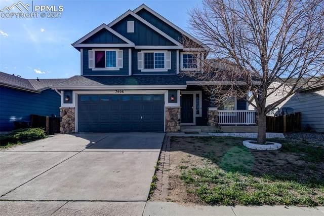7406 Bentwater Drive, Fountain, CO 80817 (#1502772) :: Venterra Real Estate LLC