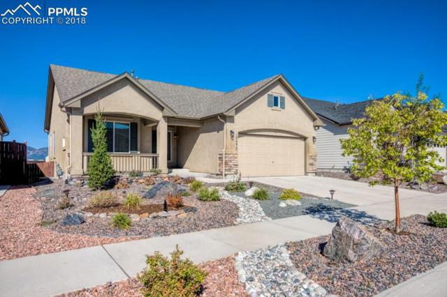 10696 Echo Canyon Drive, Colorado Springs, CO 80908 (#1504349) :: The Kibler Group
