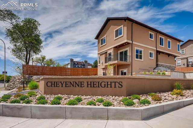 803 Redemption Point, Colorado Springs, CO 80905 (#1504636) :: The Treasure Davis Team