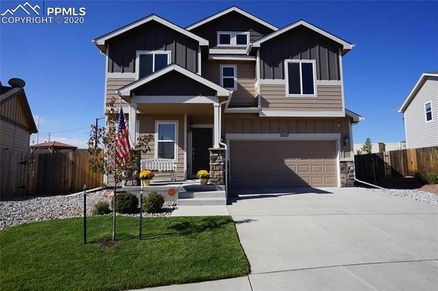 7627 Forest Valley Loop, Colorado Springs, CO 80908 (#1505910) :: Jason Daniels & Associates at RE/MAX Millennium