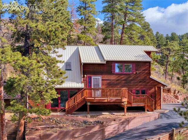 1141 Kings Crown Road, Woodland Park, CO 80863 (#1508670) :: Colorado Home Finder Realty