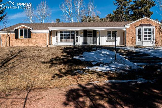 1350 Woodmoor Drive, Monument, CO 80132 (#1509890) :: 8z Real Estate