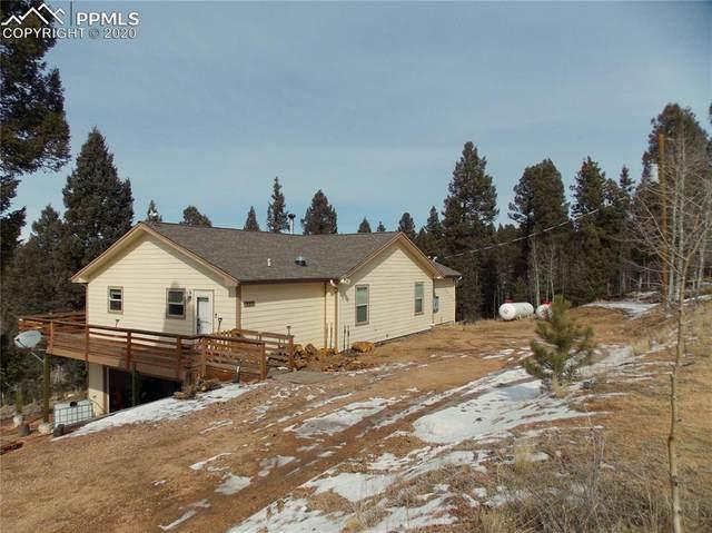 323 Woody Creek Road, Divide, CO 80814 (#1511817) :: The Treasure Davis Team