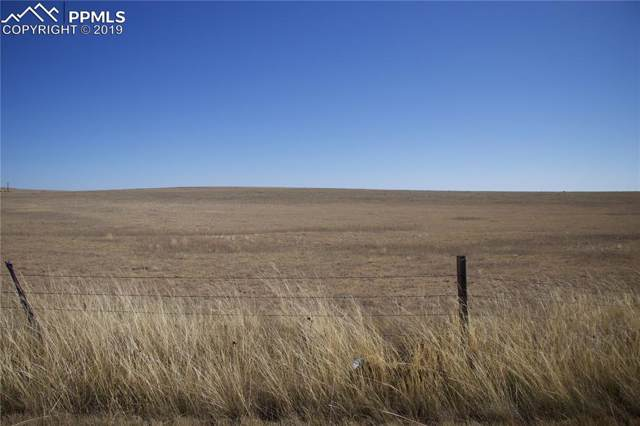 Boone Road, Yoder, CO 80864 (#1514054) :: The Peak Properties Group