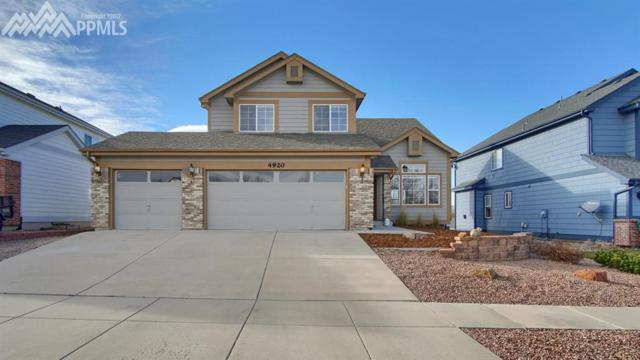 4920 Leighton Drive, Colorado Springs, CO 80922 (#1516462) :: Jason Daniels & Associates at RE/MAX Millennium