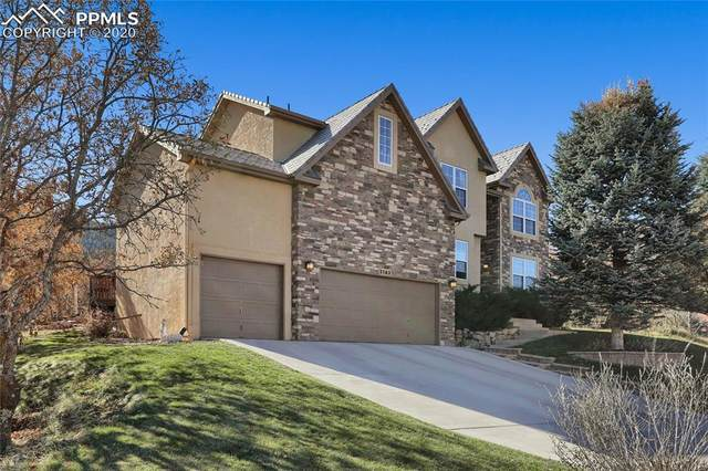 3143 S Electra Drive, Colorado Springs, CO 80906 (#1517638) :: The Kibler Group