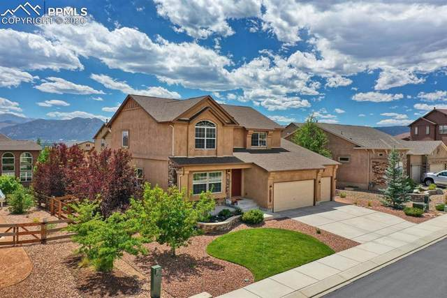 15718 Old Post Drive, Monument, CO 80132 (#1519202) :: Action Team Realty