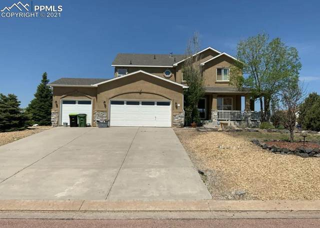 8498 Weiscamp Road, Peyton, CO 80831 (#1522058) :: The Dixon Group