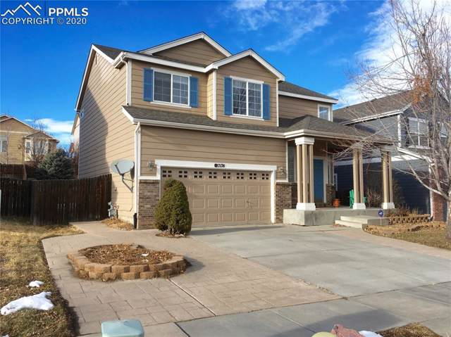 7174 Amber Ridge Drive, Colorado Springs, CO 80922 (#1523154) :: Tommy Daly Home Team