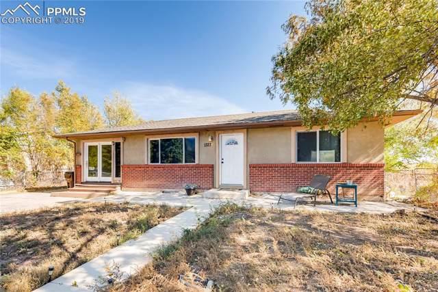 1327 Maxwell Street, Colorado Springs, CO 80906 (#1526101) :: Fisk Team, RE/MAX Properties, Inc.