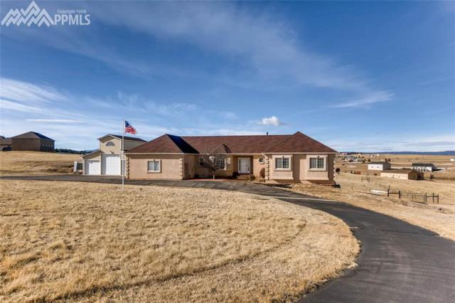 14930 Bear Gulch Street, Colorado Springs, CO 80908 (#1526990) :: Jason Daniels & Associates at RE/MAX Millennium