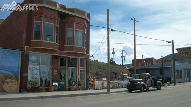 415 Victor Avenue, Victor, CO 80860 (#1532354) :: Jason Daniels & Associates at RE/MAX Millennium