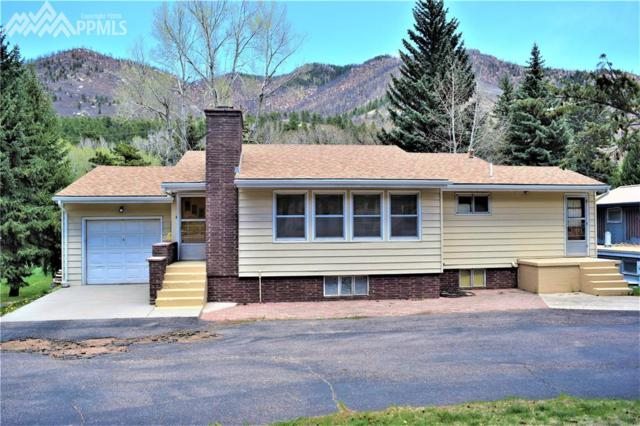 8610 Chipita Park Road, Cascade, CO 80809 (#1532927) :: The Hunstiger Team