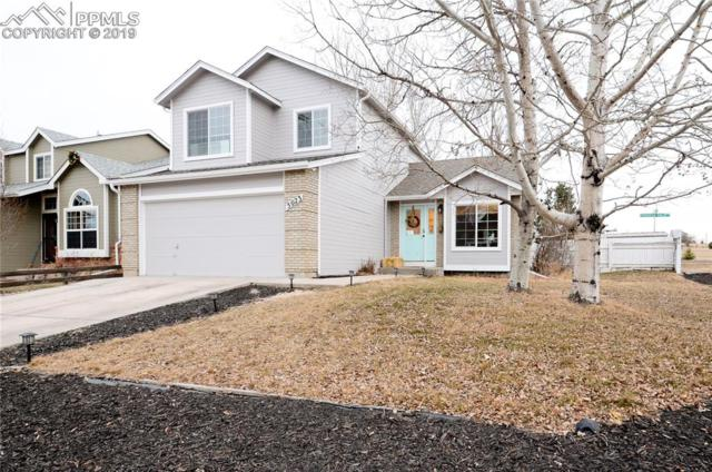 5023 Stillwater Drive, Colorado Springs, CO 80923 (#1535237) :: Action Team Realty