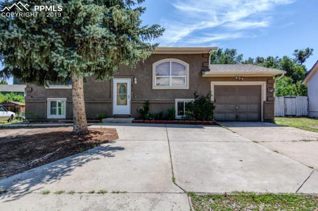 1473 Keith Drive, Colorado Springs, CO 80916 (#1535519) :: CC Signature Group