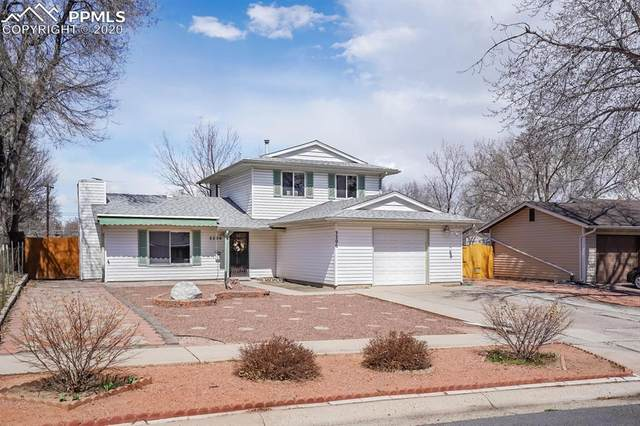 3206 Greenwood Circle, Colorado Springs, CO 80910 (#1537168) :: The Kibler Group