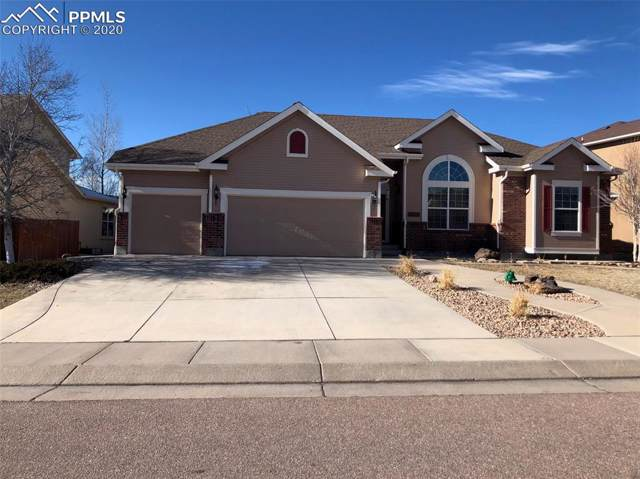 10412 Scotts Bluff Drive, Peyton, CO 80831 (#1537216) :: Tommy Daly Home Team