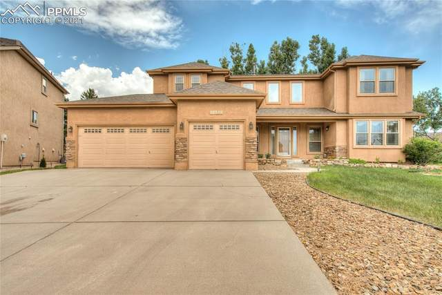 12513 Tenny Crags Road, Colorado Springs, CO 80921 (#1539421) :: Hudson Stonegate Team