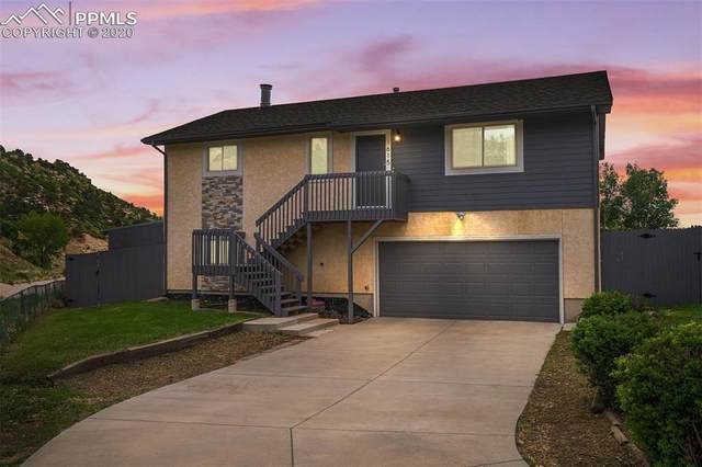 1615 Eyrie Drive, Colorado Springs, CO 80919 (#1541434) :: Tommy Daly Home Team