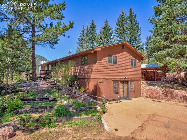 6230 Sand Gulch Road, Cascade, CO 80809 (#1541478) :: Harling Real Estate