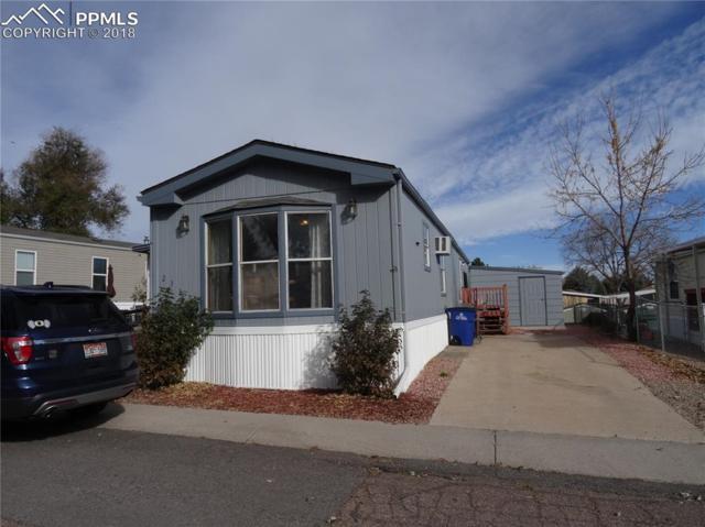 3405 Sinton Road #233, Colorado Springs, CO 80907 (#1542142) :: The Hunstiger Team