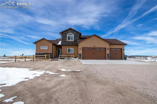 15770 Eastonville Road, Elbert, CO 80106 (#1542220) :: Tommy Daly Home Team