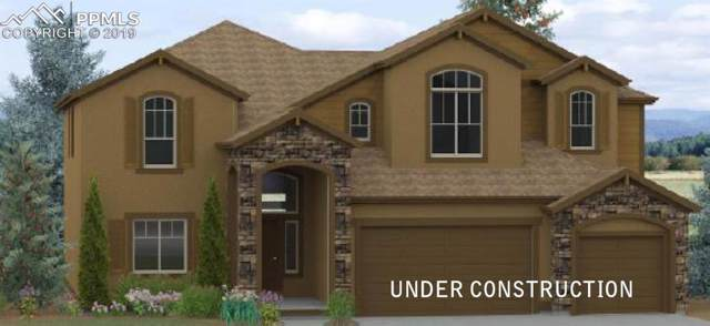 664 High Lonesome View, Colorado Springs, CO 80906 (#1544393) :: The Dixon Group